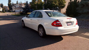 2005 Mercedes-Benz E-Class 3.2L Sedan