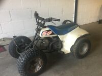 Suzuki lt50, good runner easy project