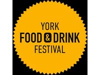 York Food Festival - General Assistant