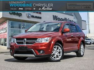 2014 Dodge Journey R/T/AWD/7Seater/Navigation