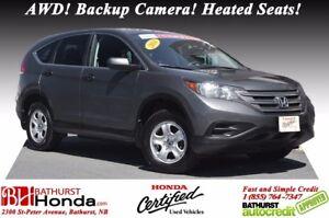 2014 Honda CR-V LX - AWD AWD! Backup Camera! Heated Seats!