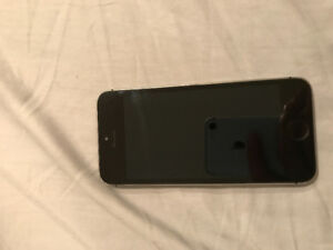 iPhone 5s 64gig black phone