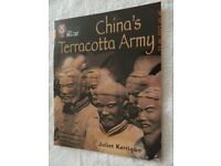 China's Terracotta Army: Band 09/Gold by Juliet Kerrigan