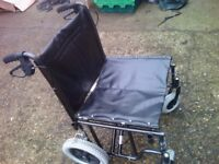 Brand new hard leather strong mobility wheelchair lifts over 300kg