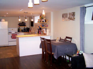 2BD Bright Apartment near Moncton City Hospital (Arden)All Incl.