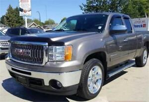 "2012 GMC SIERRA 1500 SLT Extended cab 20 "" wheels leather"