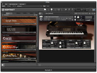 -KONTAKT INSTRUMENTS PC/MAC-
