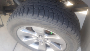 Ford f150  rims & tires