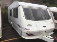 Elddis Typhoon GT 4 Berth Caravan End Bathroom Light Weight Immaculate