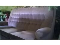 3 SEATER SOFA AND ARMCHAIR PARKER KNOLL