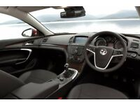Top of the range Vauxhall insignia 2.0t