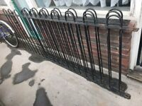 Iron Fences