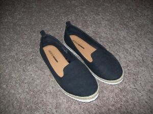 Black Shoes Ardene Size 7