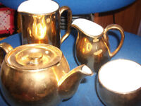 4 Pieces of Royal Worcester Teaset