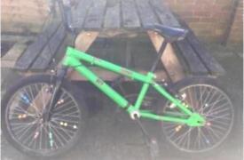 20 inch wheels bmx