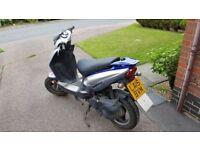 Jonway 50cc moped