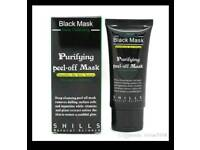 BLACK CHARCOAL PEEL OFF FACE MASK