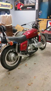 1975 Honda Gold Wing $3999 As Is