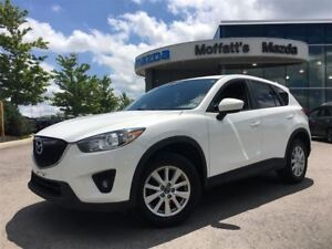 2013 Mazda CX-5 GS FWD, SUNROOF, HEATED SEATS, BACKUP CAM