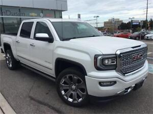 2017 GMC SIERRA DENALI CREW EXECUTIVE DEMO-MSRP WAS $77,380
