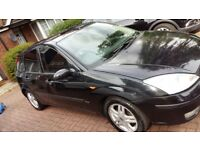 Ford focus automatic black sport quick sale