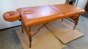 Spécial semaine des vacances Table de massage Master DeLuxe