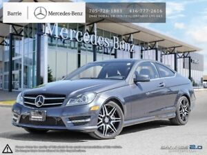 2015 Mercedes-Benz C-Class C350! Finance Low 0.9%!!