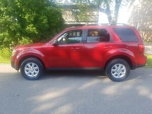 2011 Mazda Tribute GT 4X4 Leather Seats,P.Sunroof,Certified $697
