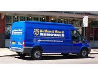 Man & Van - Removals - Herts - Middlesex - London