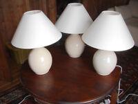 Homebase Table Lamps