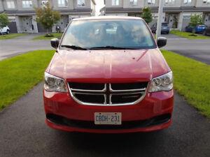 2015 Dodge Grand Caravan SE low mileage