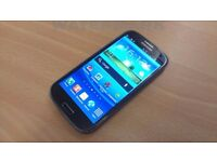 Samsung galaxy s3 GT-i9300 Smart Mobile phone unlocked. good condition Black 16GB