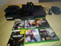 Xbox one 500 gb with elite controller (open to offers)