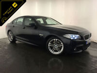 2014 BMW 520D M SPORT AUTO 184 BHP 1 OWNER BMW SERVICE HISTORY FINANCE PX