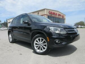 2013 Volkswagen Tiguan AWD COMFORTLINE, ROOF, LEATHER!