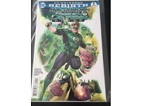 Dc Rebirth Hal Jordan & Green Lantern Corps issue 1-4