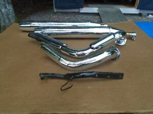 YAMAHA ROADSTAR 1700 EXHAUST