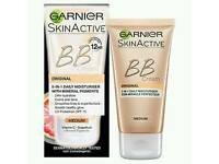 NEW Garnier Skin Active BB Cream in Medium