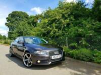 AUDI A4 2.7 TDI AUTOMATIC BLACK EDITION STYLING FINANCE & WARRANTY AVAILABLE
