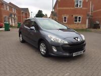 PEUGEOT 308 1.6 HDI 12 MONTH MOT FULL SERVICE HISTORY LOW MILEAGE FULL HPI CLEAR CROUIS