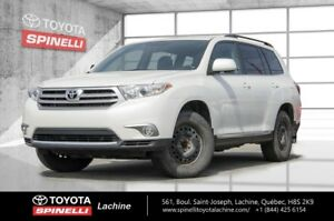 2012 Toyota Highlander 4WD V6 TOIT MAGS ET ++ 90 DAYS WITHOUT PA