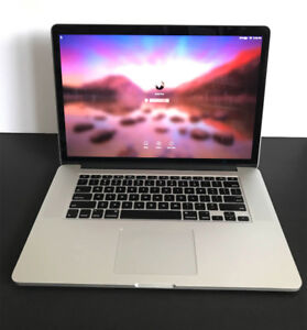 Late 2013 MacBook Pro 15 Inch Retina - with AppleCare