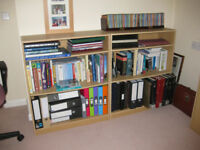 Home Office/ Study/ Bedroom Shelves and Cupboard Units