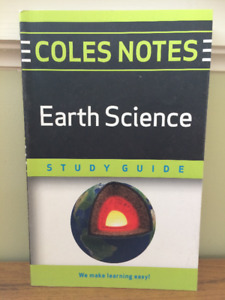 Coles Notes - Earth Science Study Guide