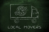 Rent-a-Mover Calgary ---  Last Minute Deals Available!