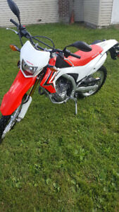 DEAL!!!! MINT MINT MINT 2014 CRF250L(650KM)