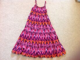 Girls maxi dress, aged 5 by Blue Zoo