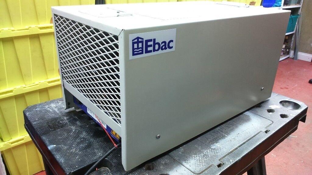 Industrial dehumidifier small power full built in
