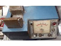 Growler, Armature short circuit testing unit