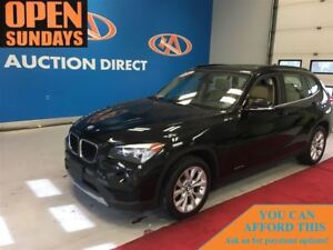 2014 BMW X1 xDrive28i HUGE SUNROOF! LEATHER! FINANCE NOW!